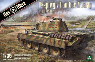 Das Werk Pz.Kpfwg.V Panther A early  1:35