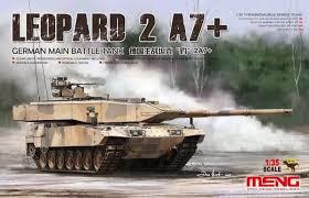 MENG Leopard 2 A7+ 1:35