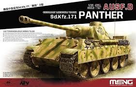 MENG Sd.Kfz.171 Panther AUSF.D    1:35