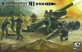 AFV Club 8 inch Howitzer M1 1:35