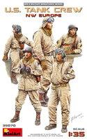 Miniart U.S. Tank Crew 1:35