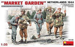 Miniart Market Garden 1:35