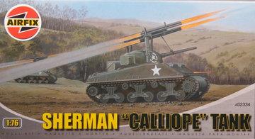 Airfix Sherman
