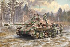 Italeri Sd.Kfz.173 Jagdpanther  1:35