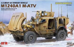 Rye Field Model  M-AVT M1024A1 1:35