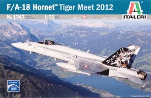 Italeri F/A-18 Hornet Tiger Meet 2012  1:72