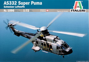 Italeri AS.332 Super Puma  1:72