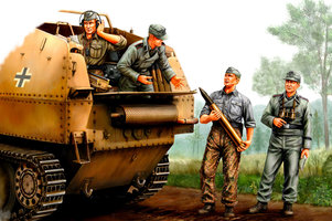 HobbyBoss German SPG Crew 1:35