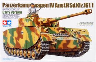 Tamiya Sd.Kfz.161/1 Panzerkampfwagen IV Ausf.H 1:35
