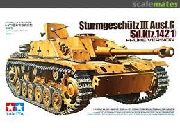 Tamiya Sturmgeschutz III Ausf.G 1:35