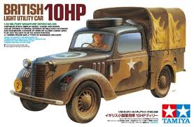 Tamiya British Light Utility Car 10HP 1:35