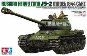 Tamiya Russian Heavy Tank JS-2  1:35