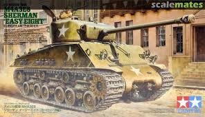 Tamiya M4A3E8 Sherman