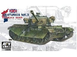 AFV Centurion Mk.3  1:35