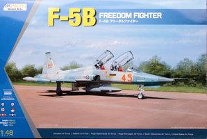 Kinetic  F-5B  1:48