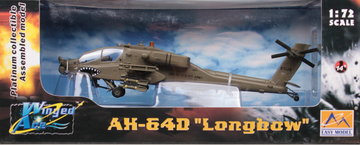 Easy Model AH-64D Longbow Apache1:72