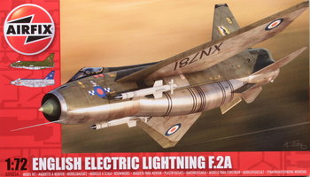 Airfix English Electric Lightning F.2A  1:72