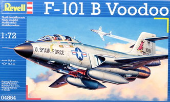 Revell F-101B  Voodoo 1:72