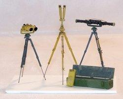 Plusmodel  German Field Optical Equipment 1:35