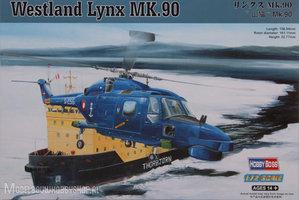 HOBBYBOSS Plastic Modelbouw Westland Lynx MK.901:72