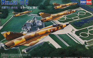 HOBBYBOSS	Mirage IIIC Fighter		1:48