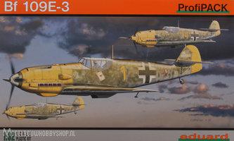 Eduard Messerschmitt Bf 109E-3 1:32 ProfiPack