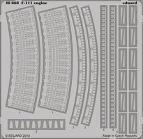 Eduard Photo Etched Parts voor F-111 Engine 1:48