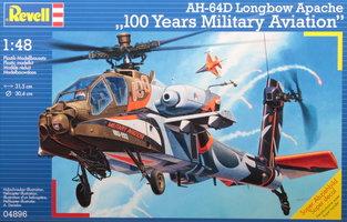 Revell Plastic Modelbouw  AH-64D