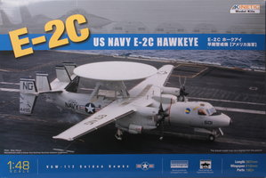 KINETICUS Navy E-2c Hawkeye  1:48