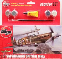Airfix Spitfire Mk1A 1:72 starterset
