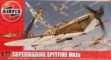 Airfix Supermarine Spitfire Mk.1A  1:72