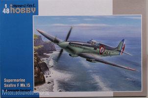 Special Hobby Supermarine Seafire F Mk.15  1:48