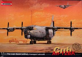 Roden AN-12BK CUB  1:72