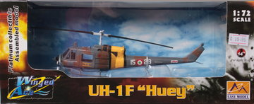Easy Model UH-1F AMI  1:72