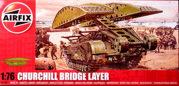 AirfixChurchill Bridge Layer 1:76