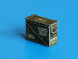 Plusmodel EL029 U.S Ammunition Box Modern 1:35