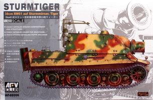 AFV Club Sturmtiger 38cm RW61  1:48