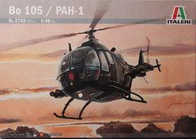 Italeri Bo-105/PAH-1  1:48