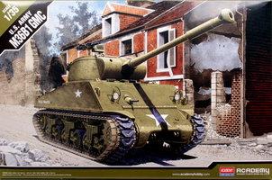 Academy  U.S Army M36B1 GMC  1:35