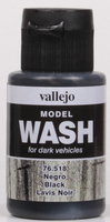 Vallejo Wash Black 35ml