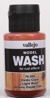 Vallejo Wash Light Rust 35ml