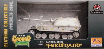 Easy Model Panzerjager Ferdinand  1:72