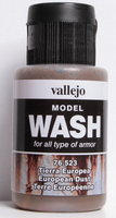 Vallejo Wash European Dust  35ml