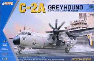 KINETIC C-2a  Greyhound  1:48