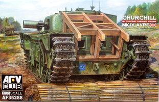 AFV  Churchill Mk 4 AVRE 1:35