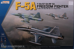 Kinetic F-5A/CF-5A/NF-5A  1:48
