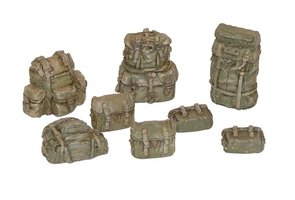 Plusmodel 1:35 US rucksacks  1:35