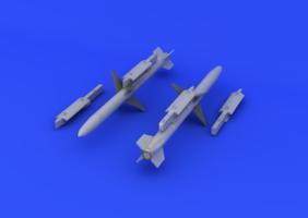 Eduard Brassin AGM-88B  HARM 1:48