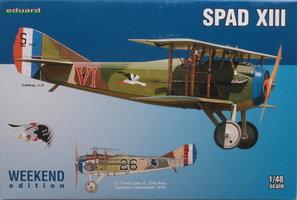 Eduard Weekend Edition Spad XIII  1:48