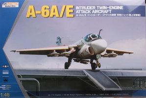 Kinetic A-6A/E Intruder  1:48